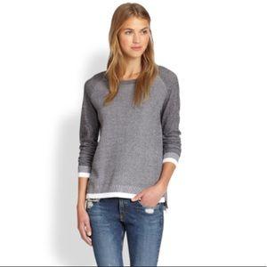 rag & bone Brenda Raglan-Sleeved Thermal Sweater